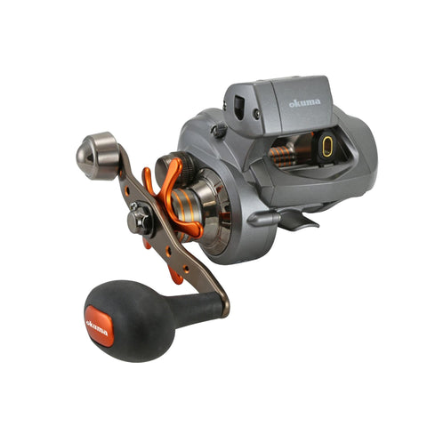 Survival Nerdz - Cold Water Line Counter Reel 2+1 BB - Sz350 5.4:1, Fishing,Okuma