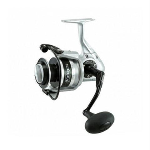 Azores Spinning Reel - 55, 5.8:1 Gear Ratio, 6BB + 1RB Bearings, 29 lb Max Drag, Right Hand
