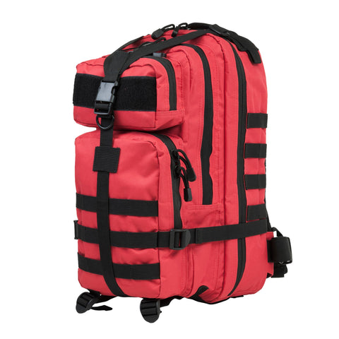 Survival Nerdz - Small Backpack - Red, Backpacks,NcStar
