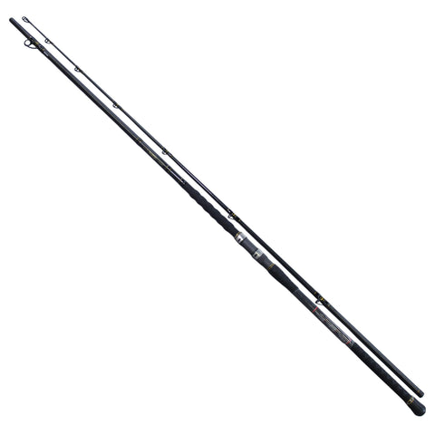 Survival Nerdz - Carnage II Surf Spinning Rod - 12' Length, 2 Piece Rod, 30-65 lb Line Rate, Heavy Power, Moderate Fast Action, Fishing,Penn