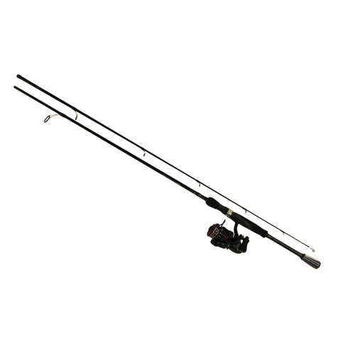 "Survival Nerdz - Ceymar Combo, 6'6"" Length, 2 Piece Rod, Medium-Fast Power, Medium Action, Fishing,Okuma"