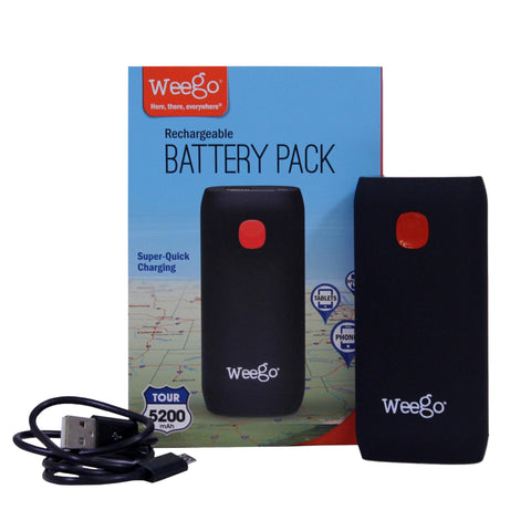 Survival Nerdz - Battery Pack - Tour 5200, Electronics & Instruments,Weego
