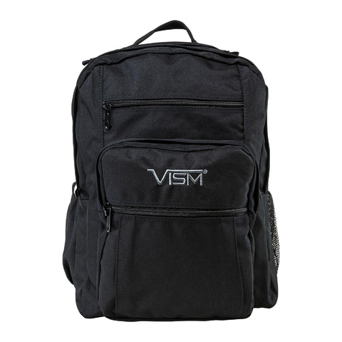 Survival Nerdz - Vism Nylon Day Backpack, Black, Backpacks,NcStar