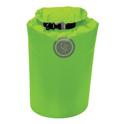 Survival Nerdz - Safe and Dry Bag - 10L, Lime Green, Cases & Bags Specialty,Ultimate Survival Technologies