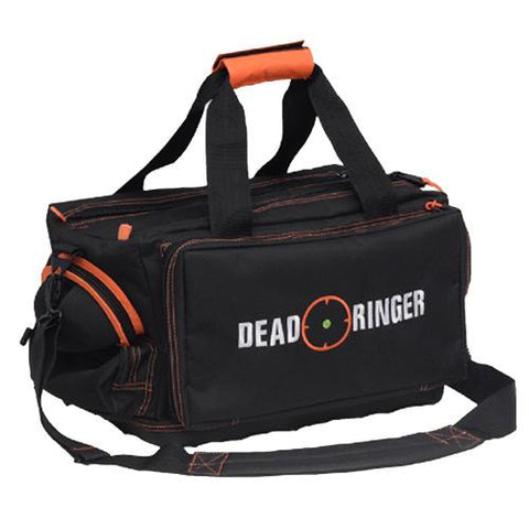 Survival Nerdz - Range Bag - Large with EVA Hard Bottom, Cases & Bags Specialty,Dead Ringer