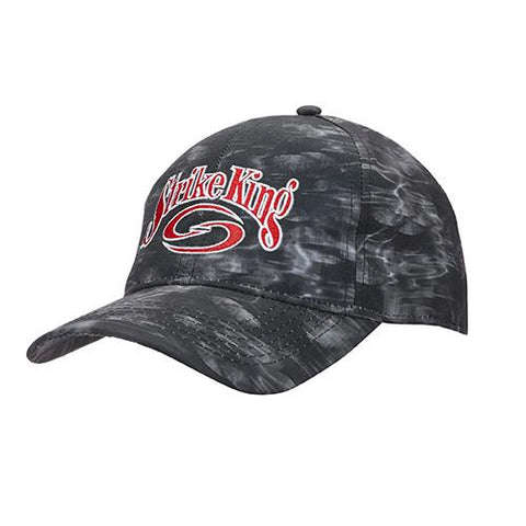 Survival Nerdz - Trucker Cap - Solid Scale Tech Body, Clothing & Apparel,Strike King Lures