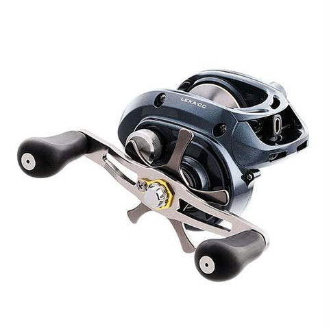"Survival Nerdz - Lexa CC Baitcasting Reel - 400, 5.1:1 Gear Ratio, 27.10"" Retrieve Rate, 25 lb Max Drag, Right Hand, Fishing,Daiwa"