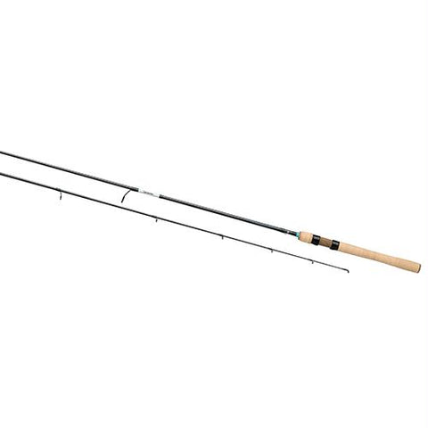 "Procyon Freshwater Spinning Rod - 6'6"" Length, 2 Piece, 4-8 lb Line Rate, 1-16-1-4 oz Lure Rate, Light Power"