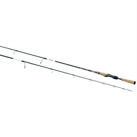 "Survival Nerdz - RG Walleye Freshwater Spinning Rod - 7'6"" Length, 1pc, 4-10 lb Line Rate, 1-8-3-8 oz Lure Rate, Medium-Light Power, Fishing,Daiwa"