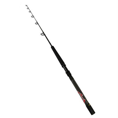 "Survival Nerdz - Saltiga G Saltwater Casting Rod - 6'6"" Length, 1 Piece, 30-80 lb Line Rate, Medium-Heavy Power, Fast Action, Fishing,Daiwa"