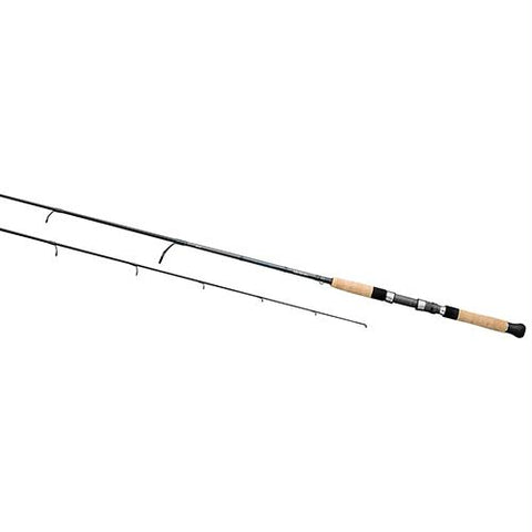 Survival Nerdz - Saltist Northeast Saltwater Spinning Rod - 7' Length, 1 Piece, 15-25 lb Line Rate, 1-2-2 oz Lure Rate, Heavy Power, Fishing,Daiwa