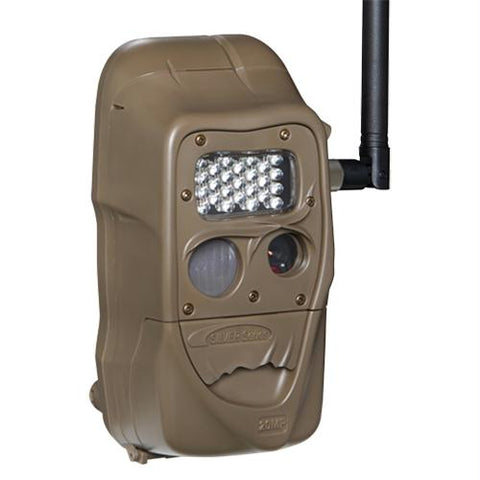 Survival Nerdz - CuddeLink Long Range IR Camera, Electronics & Instruments,Cuddeback