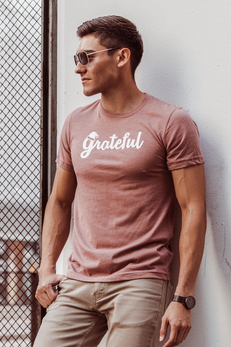 GRATEFUL FOR THE HOLIDAYS T-SHIRT