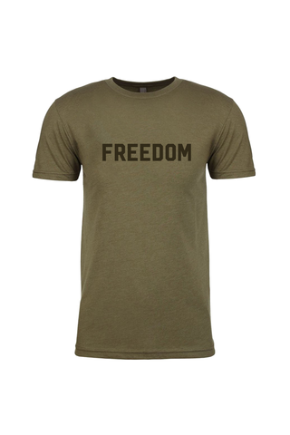 MILITARYKIND - FREEDOM T-SHIRT