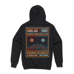 Load image into Gallery viewer, DENVER COLLAB HOODIE