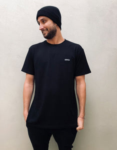 FISHER TEE - BLACK