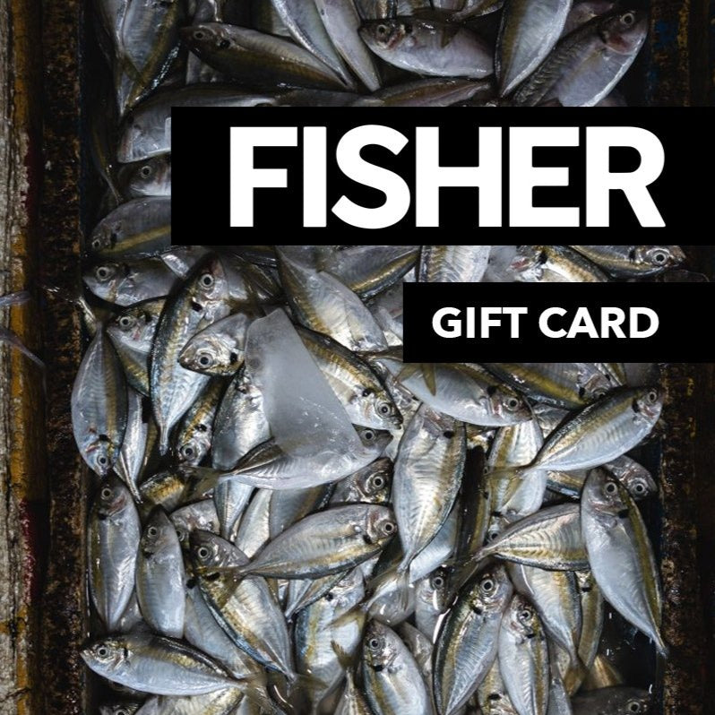 FISHER GIFT CARD