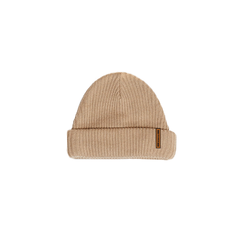 Load image into Gallery viewer, TAN BEANIE