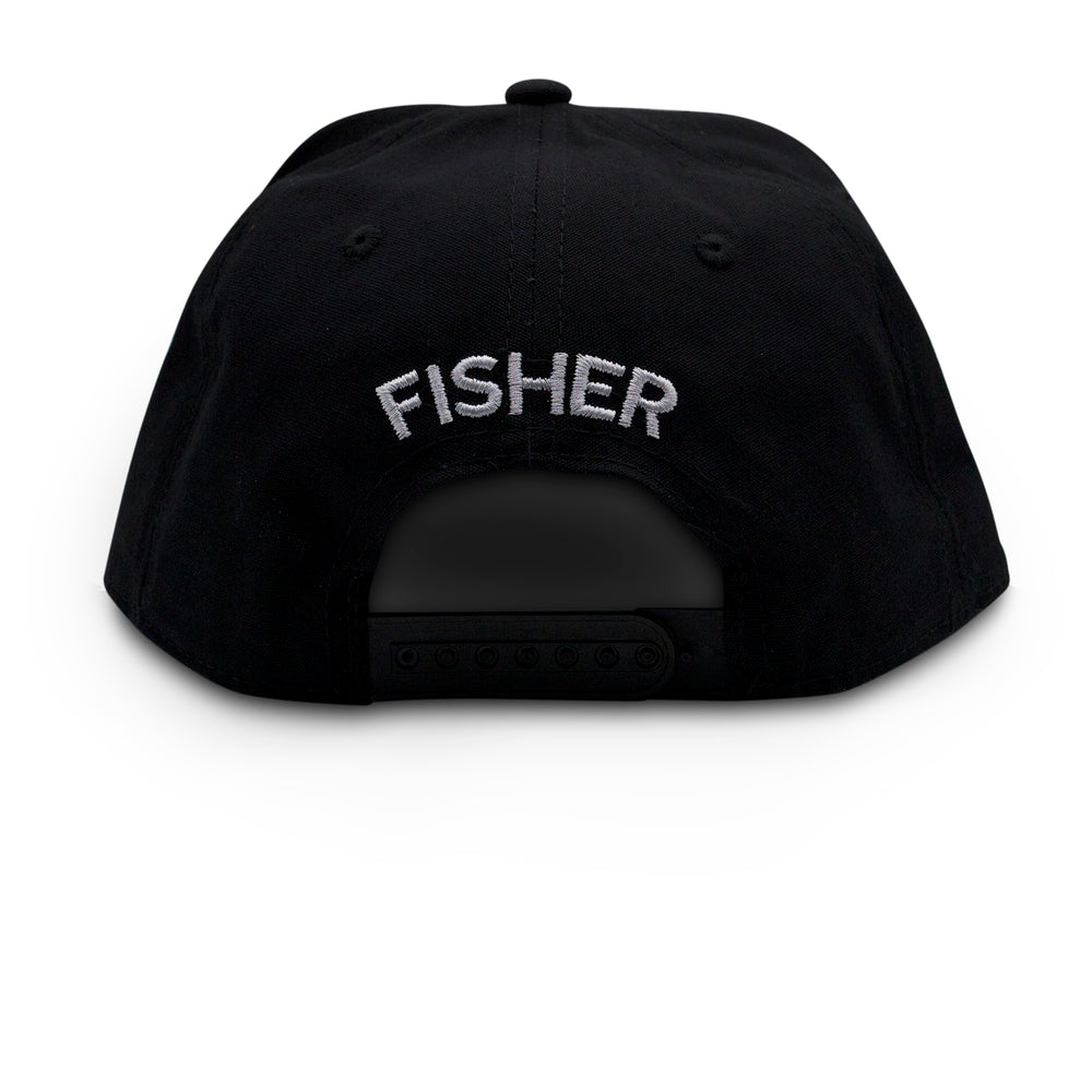 'F' BASKETBALL CAP