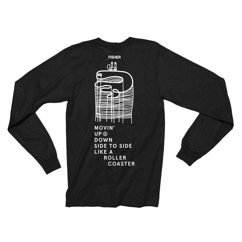 STOP IT LONG SLEEVE TEE