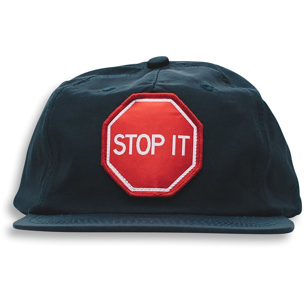 STOP IT CAP - NYLON NAVY