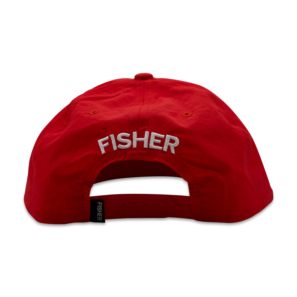 YA KIDDING CAP - NYLON RED