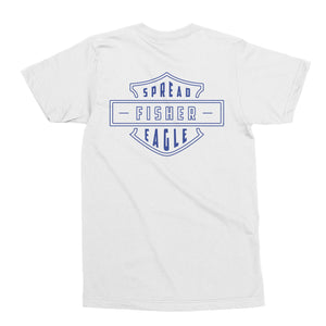 SPREAD EAGLE TEE - WHITE