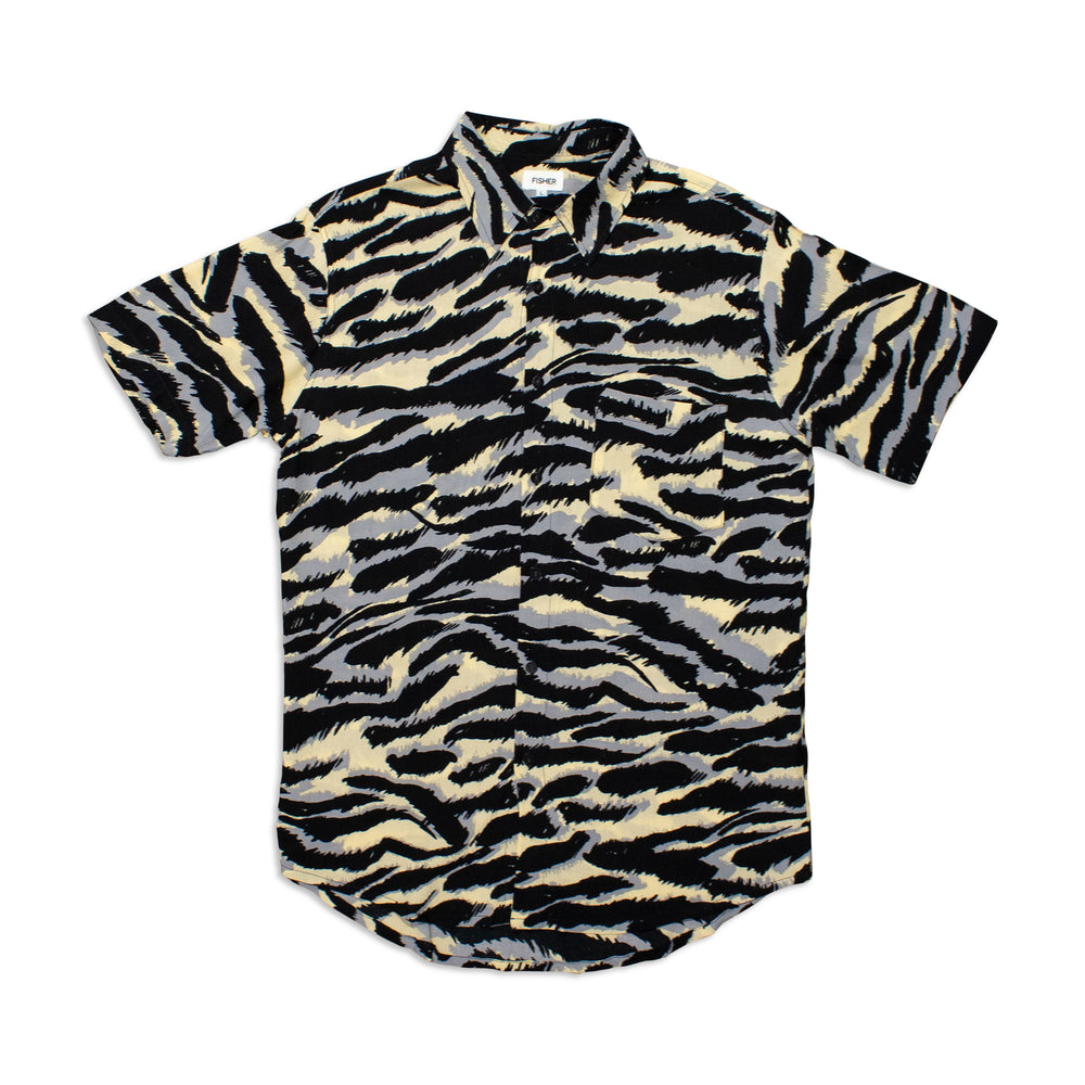 Load image into Gallery viewer, LOOSE LEOPARD PARTY SHIRT
