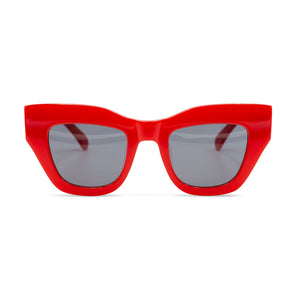 HAARLEM SUNGLASSES - RED