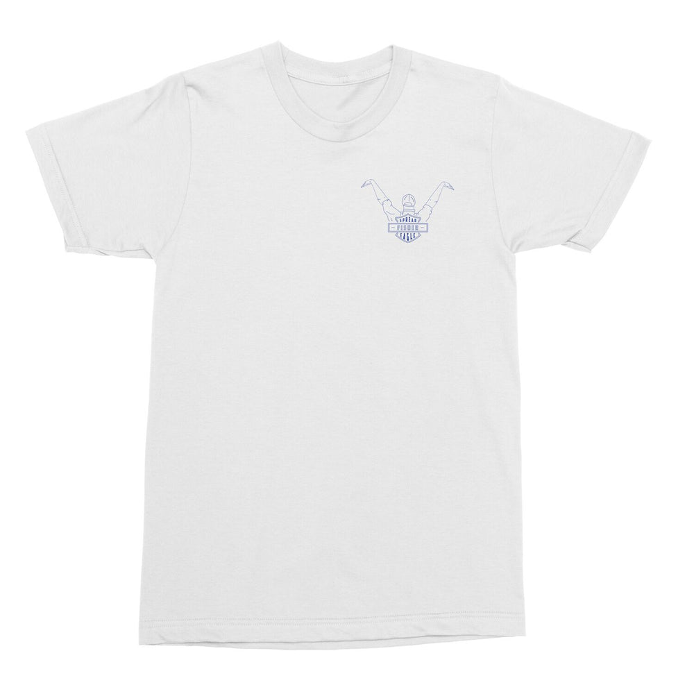 Load image into Gallery viewer, SPREAD EAGLE TEE - WHITE