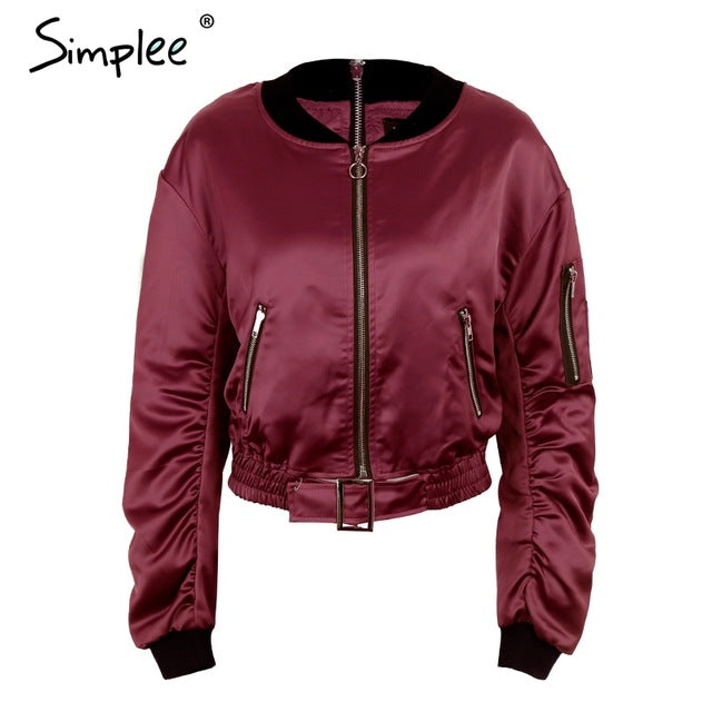Chaqueta Mujer Simplee