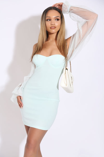 Ariella Dress Mint
