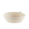 Mia Mélange Medium Bowl Ivory