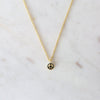 Peace Necklace 14kt Gold Plated