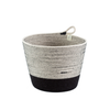 Mia Mélange Small Planter Licorice