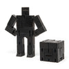 Areaware Cubebot Micro Robot Toy - Black
