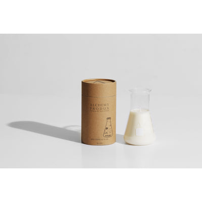 230GRAM CONICAL FLASK CANDLE - YUZU