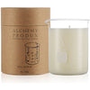 330GRAM CLEAR BEAKER CANDLE - BURNT IRONBARK