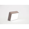 Wood Brick Lamp - Walnut