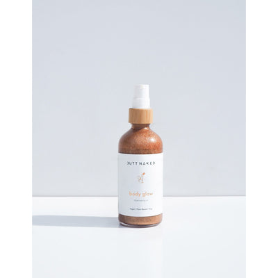Butt Naked Body Glow Oil