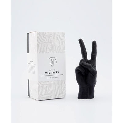 Candle Hand - Victory Hand - Black