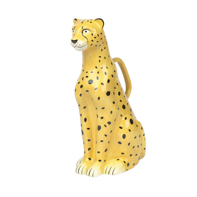 DOIY Urban Jungle Watering Can Cheetah