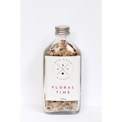 Floral Time Bath Salts
