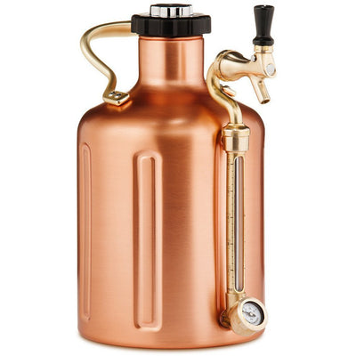 Growlerwerks uKeg 128 Copper Plated