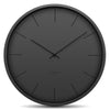 LEFF Wall Clock Tone 35 - Black Index