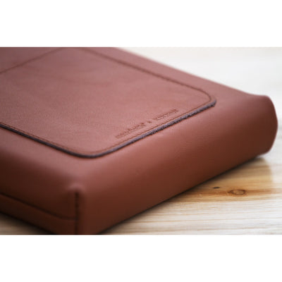 Memobottle Leather Sleeve - A6