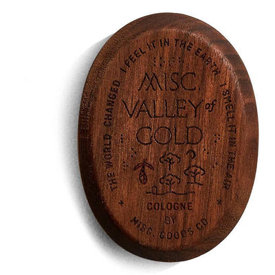 Misc. Goods Co. Valley of Gold Solid Cologne