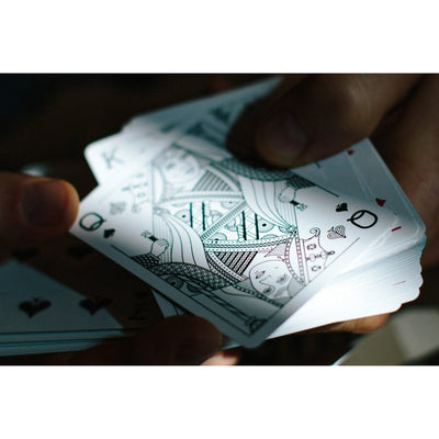 Misc Goods Co. Playing Cards Green