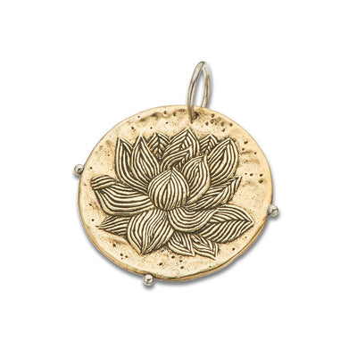 Palas Lotus Purity Charm