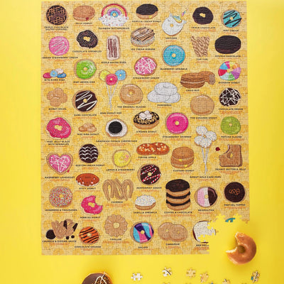 Ridley's Donut Lovers 1000pc Jigsaw Puzzle